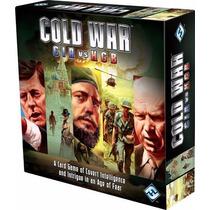 Cold War: Cia Vs Kgb - Board Game - Jogo Importado Asmodee