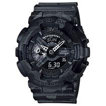 Relógio Casio Masculino G-shock Ga-110cm-1adr Camuflado