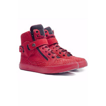Tênis Hardcore Slim Snake Vermelho - Hardcore Footwear