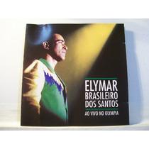 Elymar Brasileiro Dos Santos Ao Vivo No Olympia Cd Orig Raro