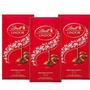 Kit Com 03 Unidades Chocolate Suiço Lindt Lindor Milk 100g