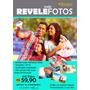Revele 100 Fotos - Grátis Quebra Cabeça C/ Sua Foto