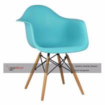Cadeira Charles Eames Wood Daw Design Mega Promoção