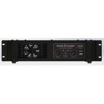 Amplificador Potência Áudio Leader Als 1200 1200w Rms 4 Ohms