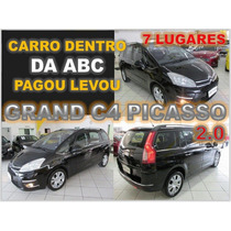 Grand C4 Picasso Ano 2013 - 7 Lugares - Financiamento Facil