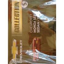 Miniatura Monza Serie I Sedan 1985 Collection 5 Chevrolet