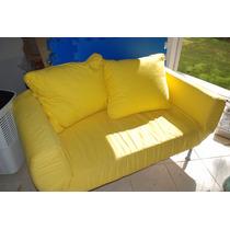 Sofa Cama 2 Lugares Tok Stok Wingy Compacto