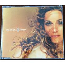 Madonna Cd Single Importado Frozen Raro