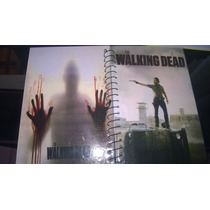 Caderno The Walking Dead 16 Materia