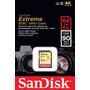 Cartão De Memoria Sd 64gb Sandisk Extreme Classe 10 90mb/s
