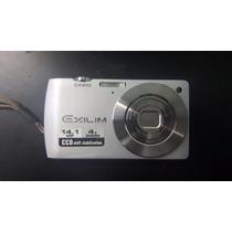 Câmera Casio Exilim Ex-zs5 14.1 Mp - Zoom Op 4ax + Memoria