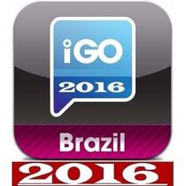 Atualização Gps 2015 Igo 8, Igo Amigo E Igo Primo #dei9