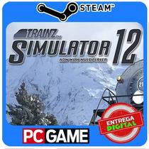 Trainz Simulator 12 Pc Steam Cd-key Global Envio Imediato