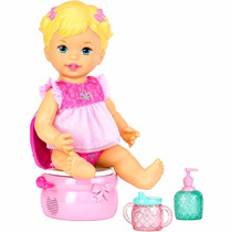 Boneca Little Mommy Peniquinho Original Mattel