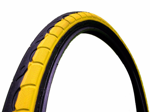 pneu slick kenda kwest aro 26 x faixa amarela mtb bike r 48 kqt6u precio d brasil. Black Bedroom Furniture Sets. Home Design Ideas