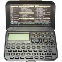 Agenda Eletrônica Sharp El6490br 32 Kb De Memória 32 Dígitos