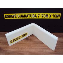 Rodapé Eva Flexível E Autoadesivo Guaratuba 7cm X 1,00cm
