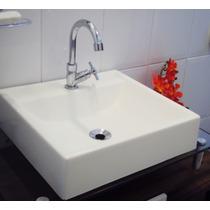 Cuba Pia Sobrepor Tendência Lavatório Para Banheiro E Lavabo