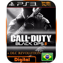 Call Of Duty Black Ops 2 Ps3 Psn - Promoção Psngamesps3