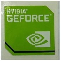 Adesivo Original Nvidia Geforce (modelo Novo)