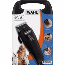 Máquina De Tosa Tosquiadeira Wahl Basic Dog Clipper Kit 220v