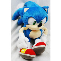 Mochila Pelúcia Sonic The Hedgehog Sonic 18-inch Sh9267-2