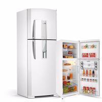 Refrigerador Geladeira Freezer Continental Dispenser De Agua
