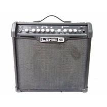 Line 6 Amplificador Guitarra Spider Iv 30