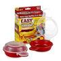Máquina De Ovo De Microondas Easy Eggwich Microwave Egg Cook
