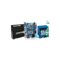 Placa Lga 1151 Intel C2016-h110-h-d3 + Core I5-6400 2.7ghz