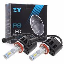 Super Lampada De Led H11 Farol 110w
