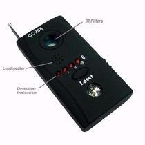 Detector Localizador Portátil De Camera Mais Escuta Cp75