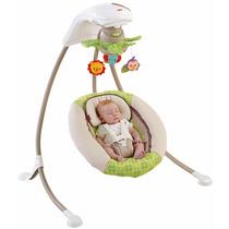 Cadeira Balanço Bebe Fisher Price Deluxe Cradle