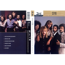 Dvd Styx - The Best Of 20th Century Masters ( Made Usa )