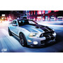 Ford Shelby Poster - Gt500 2014 Maxi 61x91.5cm 150gsm Carros