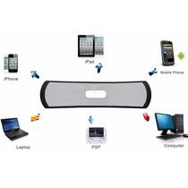 Caixa Som Portatil Bluetooth 20w Iphone Ipad Sd Pen Drive