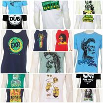 Camisa Estilo Reggae