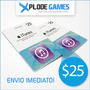 Itunes Gift Card $25 - Cartão Itunes $25 - Ipod Iphone Ipad