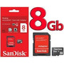Micro Sd 8 Gb Sandisk