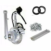 Freio A Disco Ybr 125 / Factor 125 / Fazer 150 / Rd135 Kit
