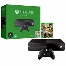 Console Xbox One 500gb Nacional + Fifa 17 + 1 Mês Ea Acess