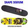 Shape Skate Profissional Sodium Com Lixa Barato