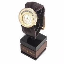 Relógio Victor Hugo( Andrade) 1 Ano De Garantia Original