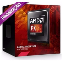 Processador Amd Am3+ Fx-8320e 4.0ghz 16m Black Edition