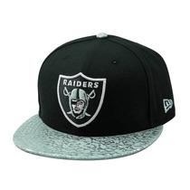 Boné New Era Snapback Oakland Raiders Foiler - Nfl