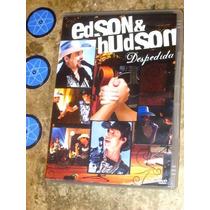 Dvd Edson & Hudson - Despedida (2009)