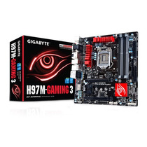 Placa Mae Gigabyte Ga-h97m Gaming 3 Lga1150 Intel H97