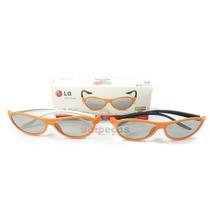 2 Oculos 3d Lg Dual Play Games Lw Lm Ag F310dp Original