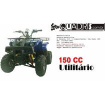 Quadriciclo Quadris 150cc Modelo Utilitário