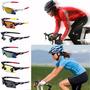 Óculos De Sol Ciclista Esporte Óculos Ciclismo Esportivo Uv